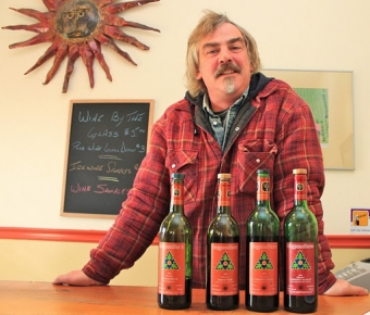 NiAGara Farm Heroes and Agvocates: Jens Gemmrich of Frogpond Farm winery