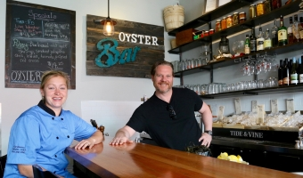 Strip Mall Gems: Tide and Vine Oyster House