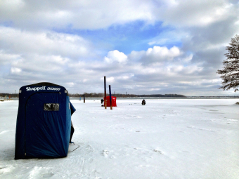 The Canadian Food Experience Project: (Almost) a Canadian love affair with ice fishing