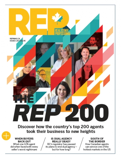 Real Estate Profession Magazine - Canada's Top 200 Agents
