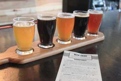 Five hours, five breweries and one toddler: A taste of Buffalo craft beer