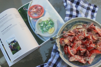 The unfussy: Eat Istanbul's tomato and yogurt salad