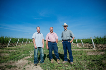 Getting to know grape growers: The Funk Family of St. Catharines