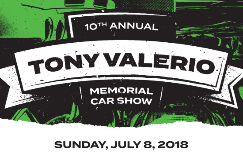 Tony Valerio Memorial Car Show
