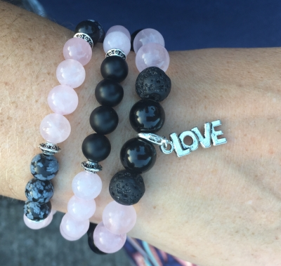 Gemstone Aromatherapy Bracelet Making Workshop