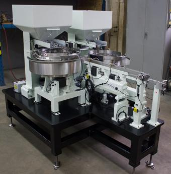 STROMAG Completes Another 4 Feeder Bowl Systems