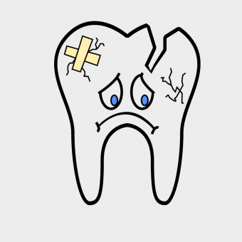 Cracked Tooth Syndrome - early diagnosis and treatment is key!
