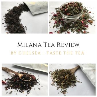 Serving You Not Just Any Cup of Tea, but an Award Winning Cup of Organic Tea