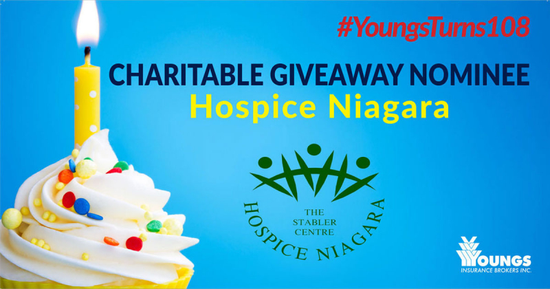 Youngs' 108th Birthday Charitable Nominee | Hospice Niagara