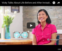 Invisalign Success Stories: Vicki