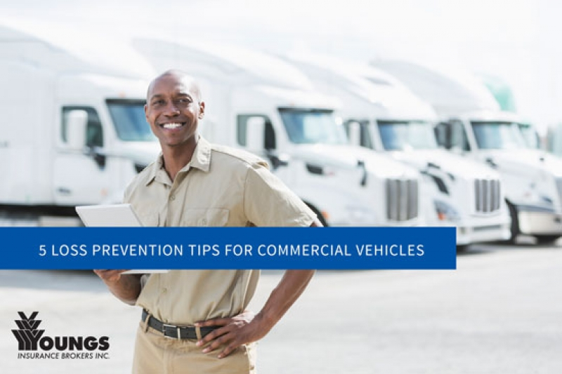 5 Loss Prevention Tips for Commercial Vehicles