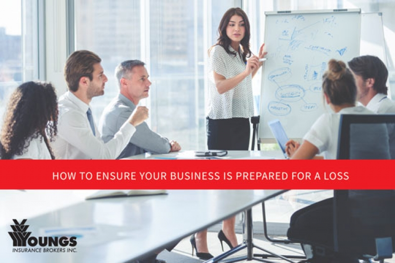 How to Ensure Your Business is Prepared for a Loss