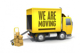 IT'S MOVING WEEKEND!