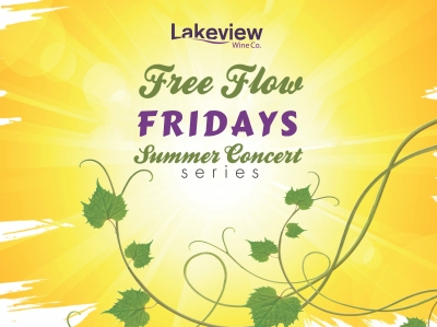 Free Flow Fridays Concert Series