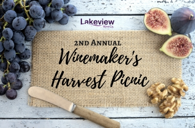 2nd Annual Winemaker's Harvest Picnic