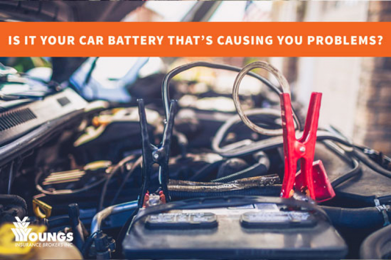 Is it Your Car Battery that's Causing you Problems?