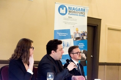 NWPB in the Community - #smartcitiesCanada and Research Supporting Agriculture in Niagara