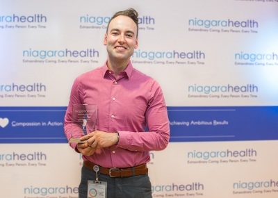 Niagara Health celebrates Awards of Excellence recipients