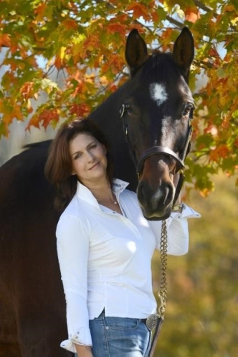 Meet writer, photographer and horsewoman DOROTHY CHIOTTI