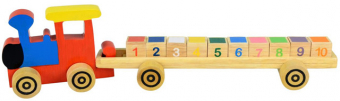 RECALL: Choo-Choo Train & Blocks Set