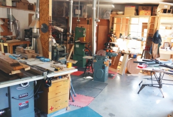 Behind the Scenes Tour of Fly Freeman's Studio
