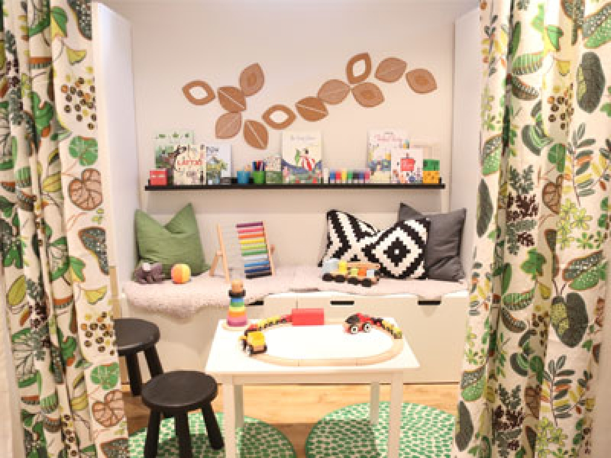 Creating a Family Space