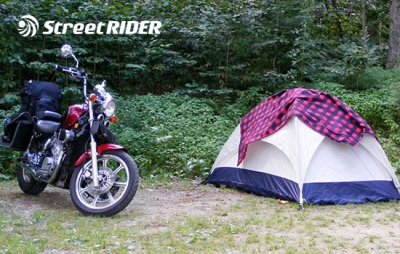 3 Things Nobody Told You About Motorcycles & Camping
