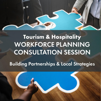 Join the conversation: Workforce Planning in Tourism & Hospitality