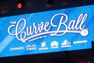 We joined the Toronto Blue Jays players, coaches and alumni for a special fundraising event