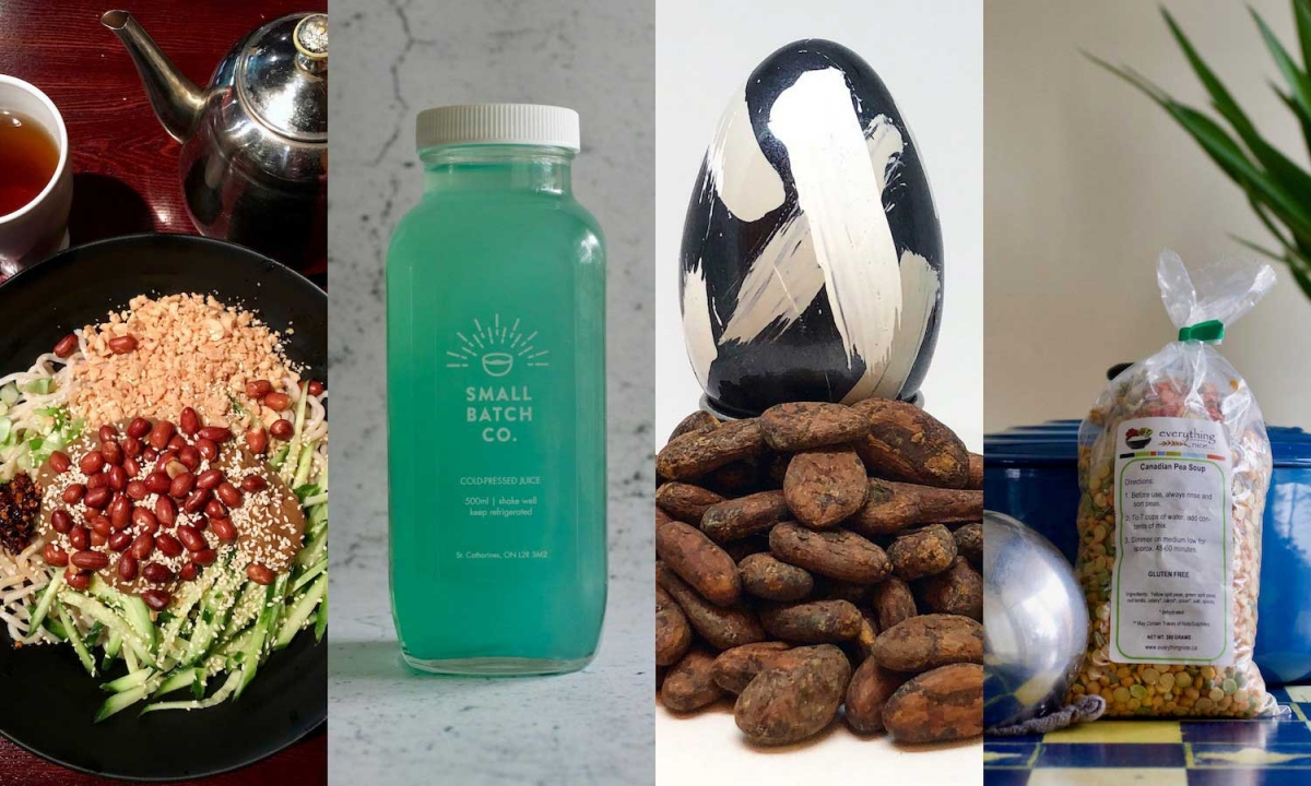 Four Niagara Foods to Try this Spring - Blog | Delicious Recipes ...