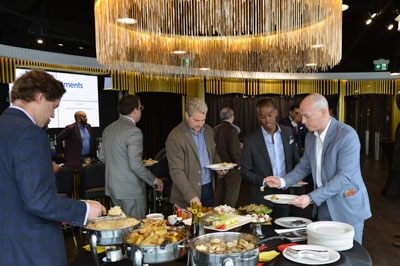 Innovative investment fund CI Investments hosts private lunches for VIP clients
