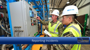 When a Workplace Incident / Accident Occurs