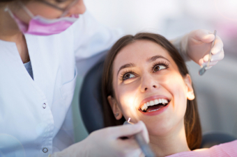 How often should I visit the dentist as an adult?