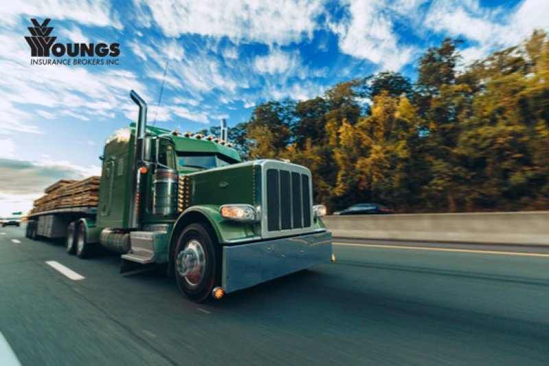 Understanding How to Drive Safely with Large Trucks