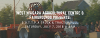 Southern Ontario Truck and Tractor Pull at the West Niagara Agricultural Centre & Fairgrounds