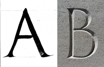 Lettering In Stone with Fly Freeman & Wendy Hardy