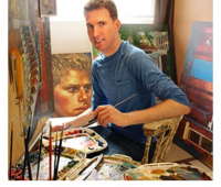Interview with Portrait Artist Daniel Colby