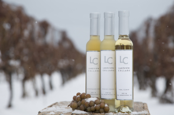 Wine Wednesday - Lakeview Cellars 2016 Vidal Icewine