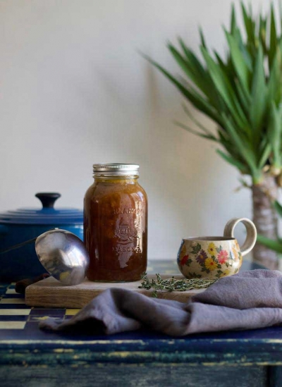 Eating Our Way Through: Roasted Root Vegetable Stock