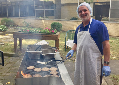 A sizzling success: Summer barbecues raise $3,715