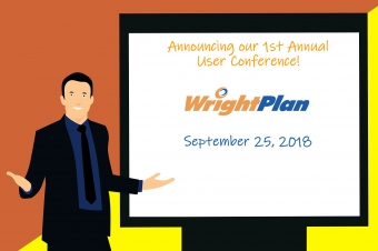 1st Annual WrightPlan User Group Conference