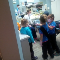 Southwest Dental Welcomes Sparks - Girl Guides of Canada