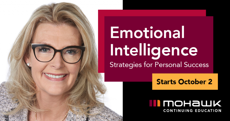 Emotional Intelligence CE Course | October 2 - November 6, 2018