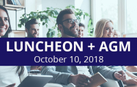 IBAH Luncheon + AGM | October 10, 2018