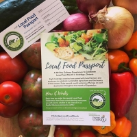 Local Food Month - The Perfect Pairing for Uxbridge Studio Tour Weekend