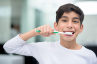 My kids hate brushing. What should I do?