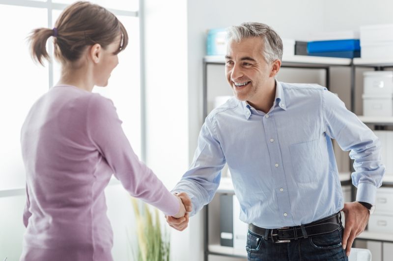The Unbelievable Benefits Of Greeting People By Name