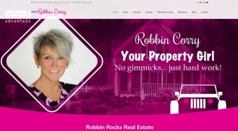 Welcome to the Robbin Corry - Your Property Girl website