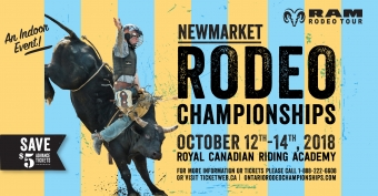 New Market Rodeo Championships