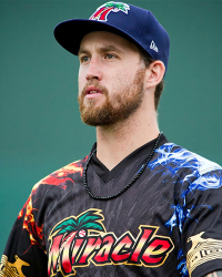 Minor Leaguer Aaron Whitefield Teams With Lumberjack Sports